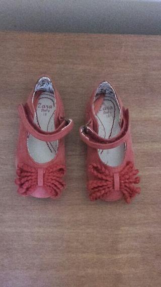 Zapato número 18