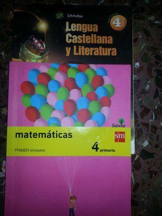 .Libros de 4de primaria