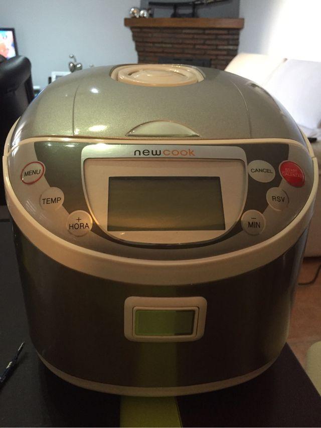 Robot de cocina New Cook - New Chef