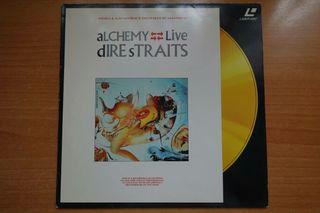 Dire Straits - Alchemy Live - LaserDisc