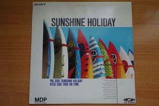 Sunshine Holiday - LaserDisc
