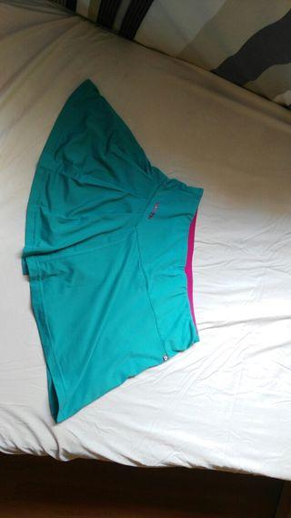 Vendo falda pantalon.