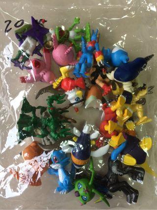 Muñecos Digimon