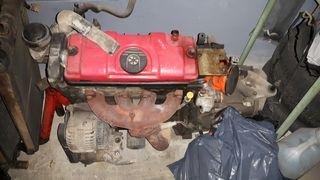 Motor 1.4 procedente de Peugeot 106 Sport.