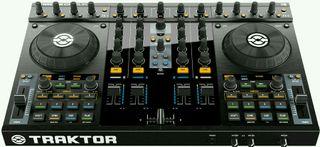 Alquilo equipo de sonido Traktor + ordenador