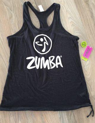 Camiseta ZUMBA Talla XL