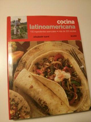 Libro Cocina Latinoamericana