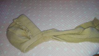 Capota bufanda