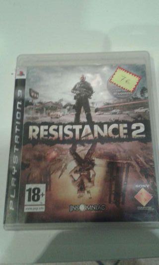 Resistace 2