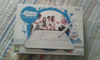 Udraw Wii Game Tablet