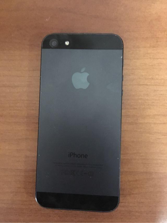 Iphone 5 Gris Spacial 16 gb
