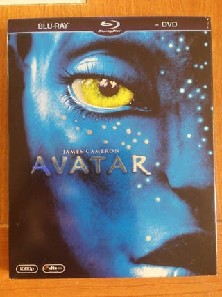 Blu-ray + DVD de Avatar