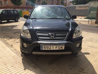 honda cr v 2 2 i cdti de segunda mano por en valencia en wallapop. Black Bedroom Furniture Sets. Home Design Ideas