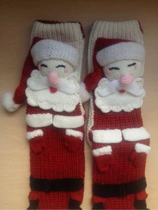 Calcetines de Santa Claus