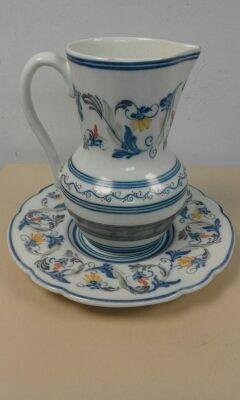 Antiguo JARRON juego de cerámica Felanitx