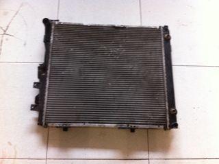 Radiador Agua Y Aceite Para MB E280 W124
