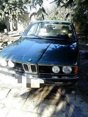 BMW 728ia 1989