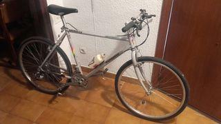 Bicicleta ciclocros clasica