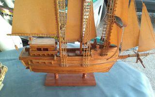 Maquetas de barco