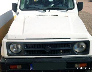 Suzuki Samurai Mil del 93.