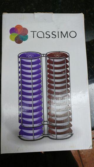Dispensador capsulas TASSIMO