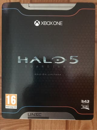 Halo 5 Guardians Definitive Edition. Xbox One