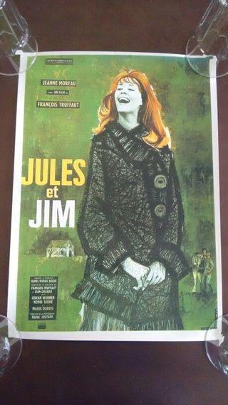 Poster Jules et Jim