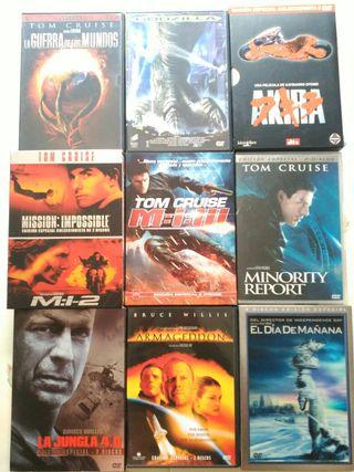 Dvds a la venta