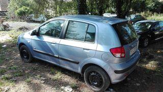 Vendo Hyundai getz diesel 2004