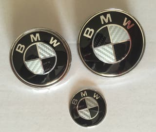 3 emblemas BMW