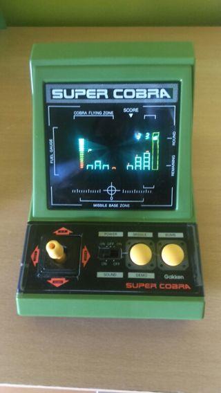 Video juego vintage