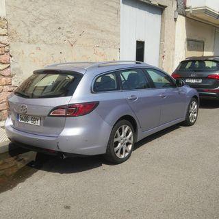Mazda 6 luxury sw