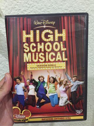 Película original High School Musical