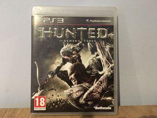 Hunted PS3