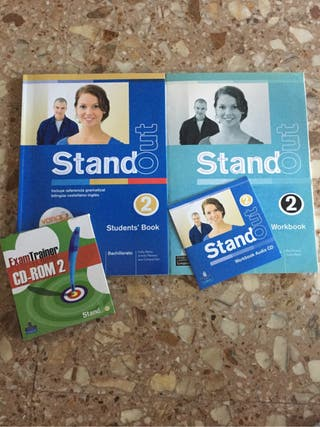 Libros de Inglés Stand Out