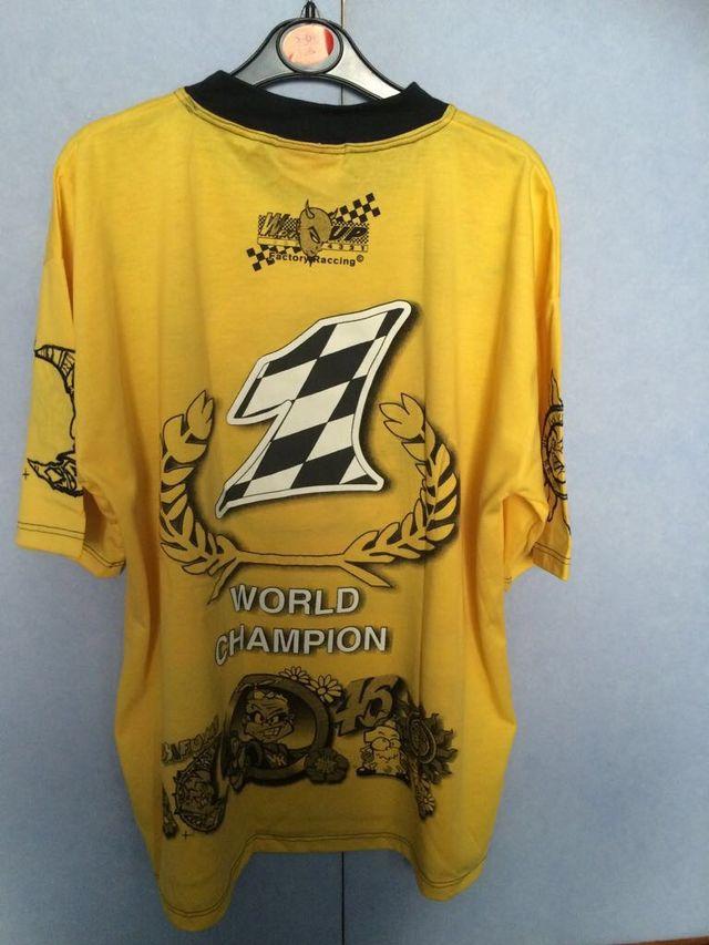 Camiseta Valentino Rossi
