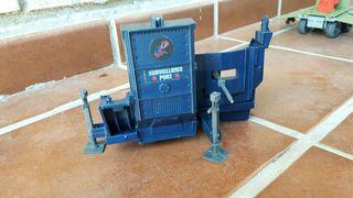 G.I. Joe - Trinchera de Cobra.