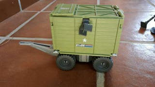 G.I. Joe - Estación radar con misiles