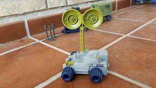 G.I. Joe - Receptor satélite