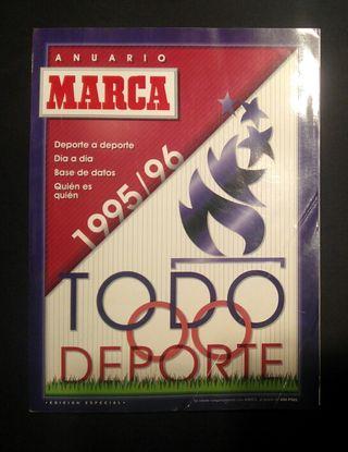 ANUARIO MARCA. 1995 / 1996.