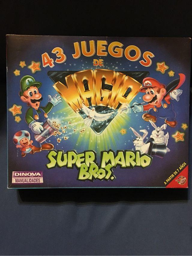 43 juegos de magia Super Mario Bross