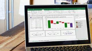 Trabajos a medida en Excel