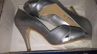 Mano Color De Fiesta Chica Marypaz Zapatos PlataSegunda Por 8wOnP0k