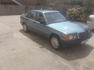 Mercedes 190 2.5 turbo
