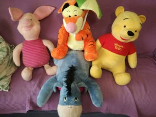 Peluches grandes Winnie the Pooh