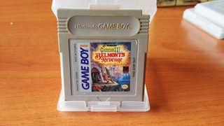 Juego Game Boy Castlevania II