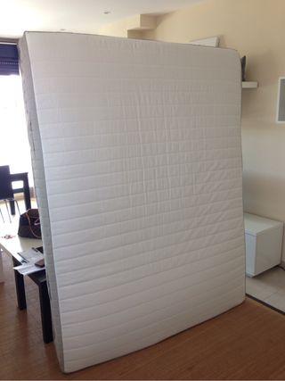 Colchón 1'50x1'90 Ikea