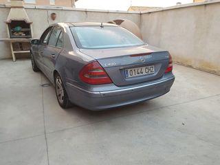 mercedes clase E400 cdi