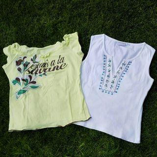 Camisetas de verano.