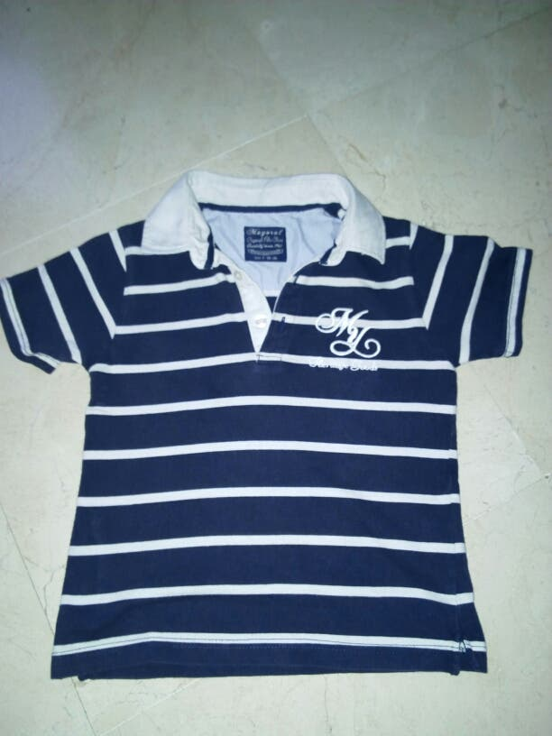 Polo Mayoral T.3